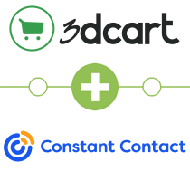 3dCart to Constant Contact