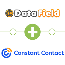Datafield to Constant Contact