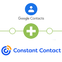 Google Contacts to Constant Contact