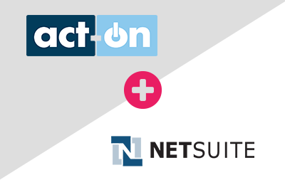 Act-On for NetSuite